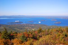 Acadia-Nationalpark, Maine, USA Stockfotografie