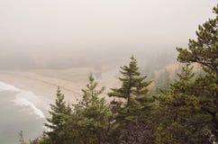 Acadia-Nationalpark-Sand-Strand Lizenzfreies Stockfoto