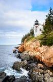 Acadia park narodowy Zdjęcia Royalty Free
