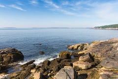 Acadia-Ufer Stockbilder