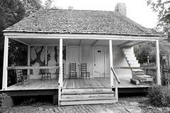 Acadian дом Стоковое Изображение RF