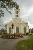acadian kościoła Obrazy Stock