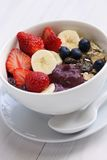 Acai bowl Stock Photos