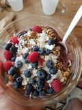 Acai Bowl stock images