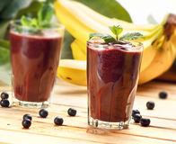 Acai Juice Stock Photo