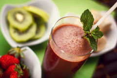 Acai Juice Stock Photography