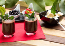 Acai Juice Royalty Free Stock Photo