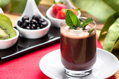 Acai Juice Stock Photos