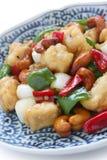 Acajoubaumhuhn, chinesische Nahrung Lizenzfreies Stockbild