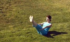 Acalme para baixo e relaxe Imagem de Stock