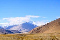 Acampamento base de Everest foto de stock