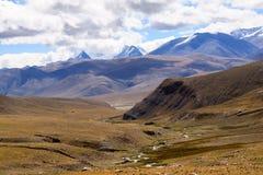 Acampamento base de Everest imagem de stock