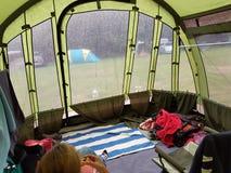 acampar Imagens de Stock Royalty Free