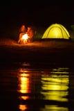 acampar Imagem de Stock