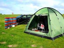 acampar Imagens de Stock