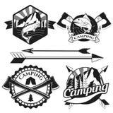acampar Fotos de Stock Royalty Free