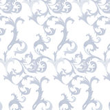 Acanthus leaf ornament pattern Stock Image