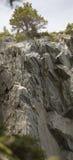 Acantilado Imagen de archivo libre de regalías