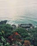 Acantilado de Bali Foto de archivo