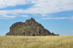 Acantilado de Granit Fotos de archivo