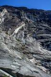 Acantilado en Yosemite Fotos de archivo