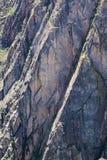 Acantilado escarpado imagen de archivo libre de regalías