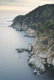 Acantilado II de Brava de la costa Fotos de archivo libres de regalías