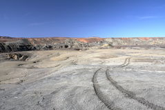 Acantilados Barranca-Bermellones yermo, Utah, los E.E.U.U. de Paria Imagen de archivo