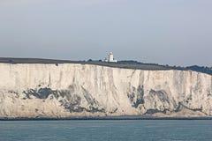 Acantilados blancos de Dover foto de archivo