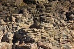 Acantilados de la roca en Cerdeña Fotografía de archivo libre de regalías