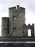 Acantilados de la torre de Moher imagen de archivo libre de regalías