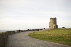 Acantilados de Moher en el condado Clare Imagenes de archivo
