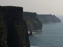 Acantilados de Moher, Irlanda Fotos de archivo libres de regalías