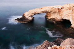 Acantilados del mar Imagen de archivo libre de regalías