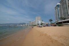 Acapulco beach Royalty Free Stock Photography