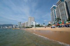Acapulco beach Stock Photography