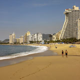Acapulco en México Foto de archivo libre de regalías