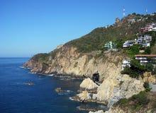 Acapulco-Felsen Lizenzfreie Stockbilder