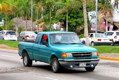 Ford Ranger XLT Royalty Free Stock Photography