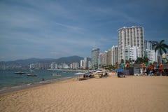 Acapulco plaża Fotografia Royalty Free