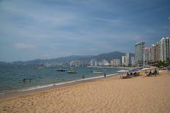 Acapulco plaża Fotografia Stock