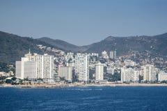 Acapulco Riviera Stockfotos