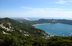 Acapulco Scenics Royalty Free Stock Image