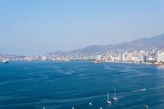 Acapulco-Schacht Mexiko Lizenzfreie Stockbilder