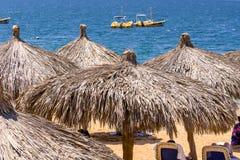 Acapulco-Schacht Mexiko Stockbild