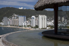 Acapulco Skyline Stock Photos