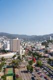 Acapulco-Stadt-Panoramablick Stockfoto