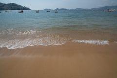 Acapulco-Strand Stockfoto