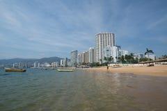 Acapulco-Strand Stockfotos