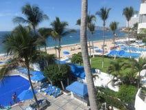 Acapulco-Strand in Guerrero Mexiko Lizenzfreies Stockfoto